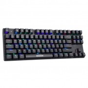 Teclado Mecânico Gamer Marvo Scorpion KG914 Anti-Ghosting Switch Azul Rainbow