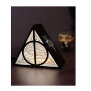 Triângulo Luminária - Harry Potter