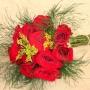 Buquê de 12 Rosas