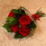 Buquê de 4 Rosas