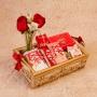 Mini Bandeja de Kit Kat, Rafaellos e Rosas