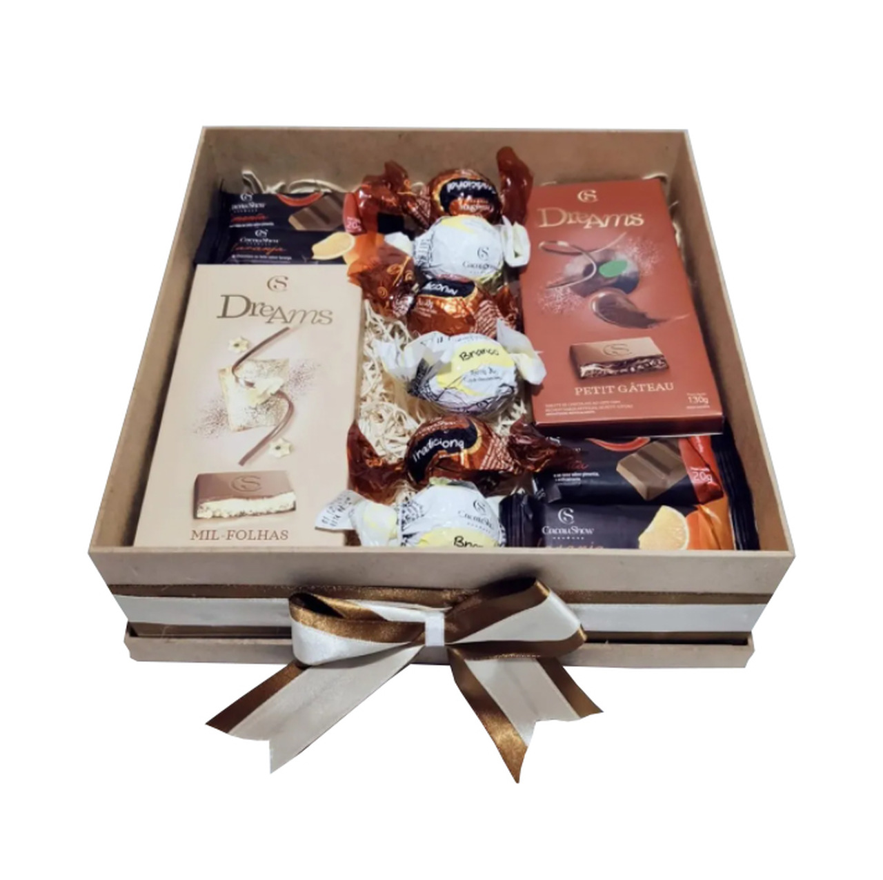 Caixa de Chocolate Cacau Show - Grande
