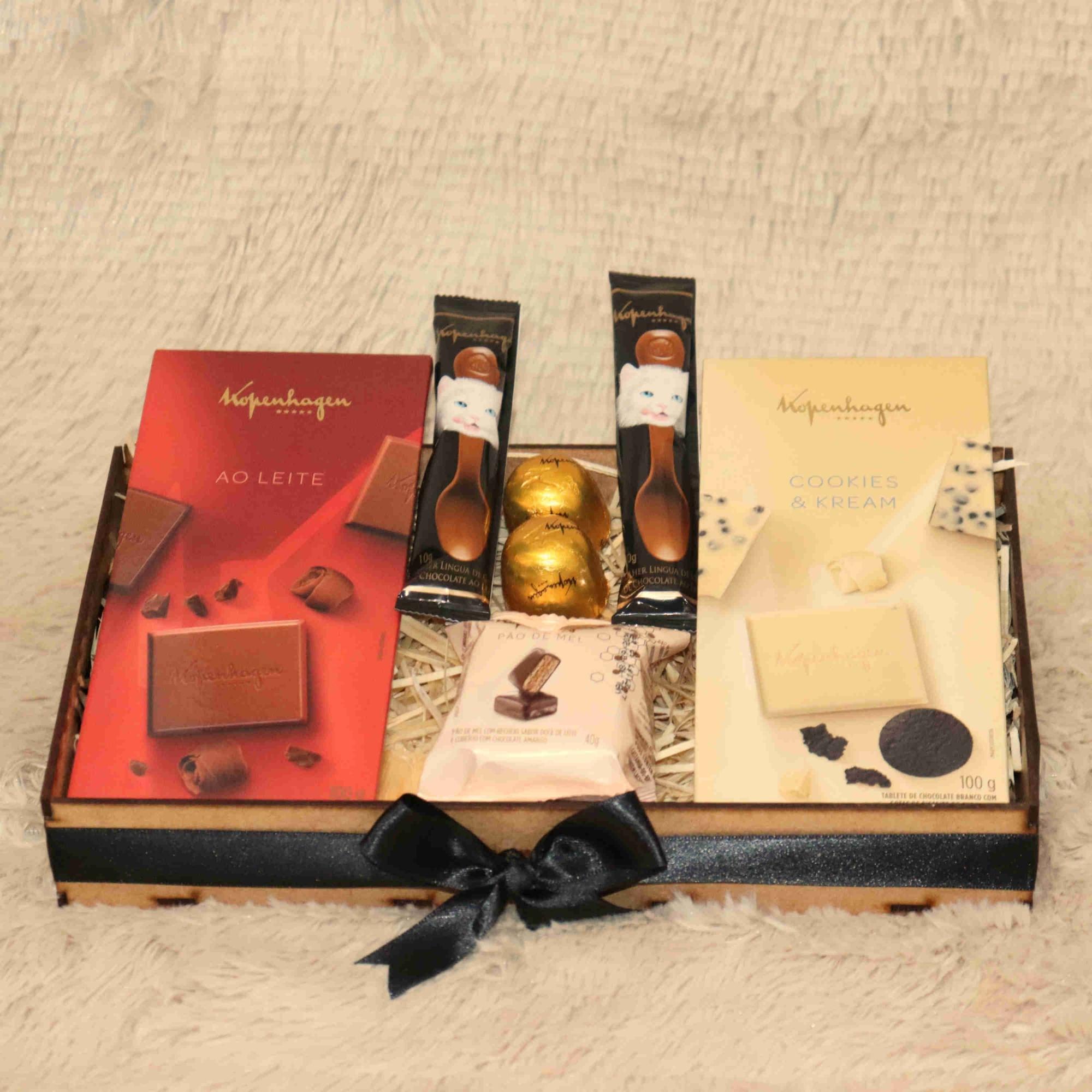 Caixa de Chocolates Kopenhagen