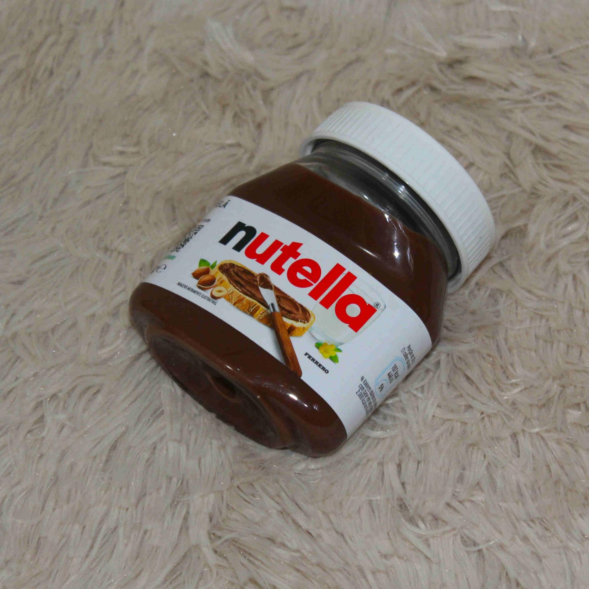 Creme de Avelã Nutella