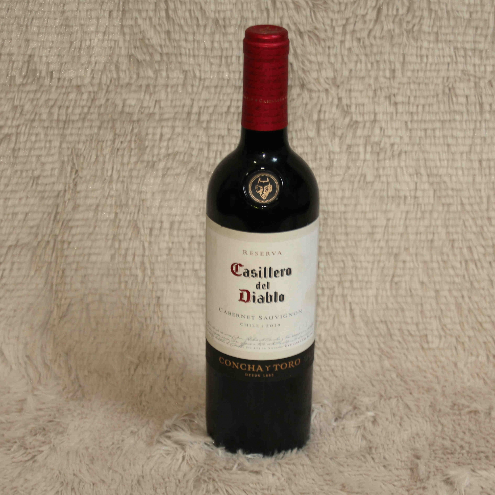 Vinho Casillero del Diablo, Cabernet Sauvignon