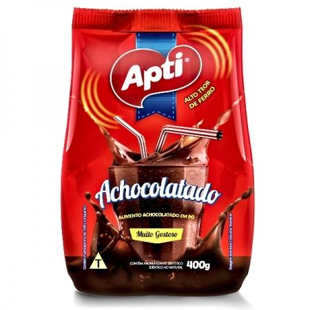 Achocolatado APTI 400 g