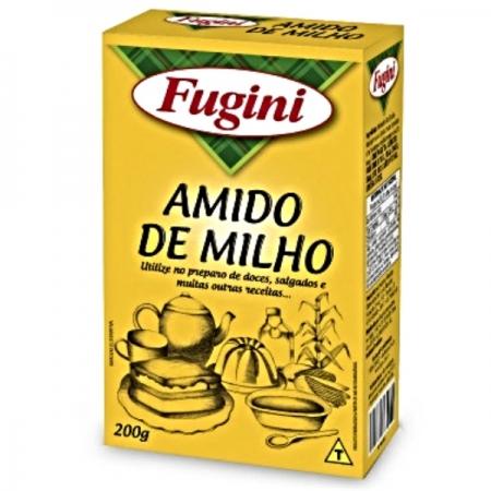 AMIDO DE MILHO 200 GR FUGINI