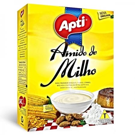 AMIDO DE MILHO 500GR APTI