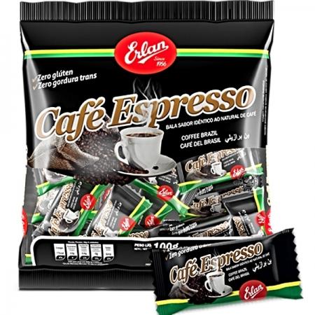 BALA CAFE EXPRESSO ERLAN 400 GR