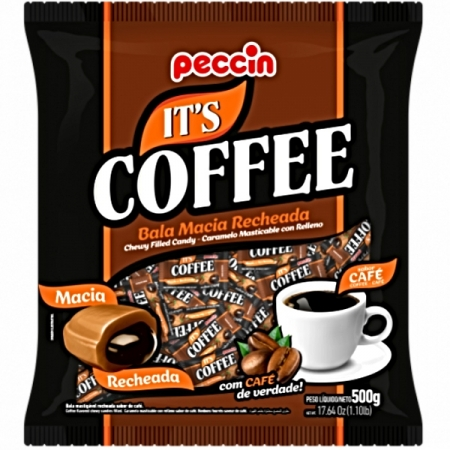 BALA ITS COFFEE MACIA 500GR