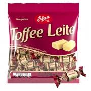 BALA TOFFE LEITE 600 GR ERLAN 6 PACOTES