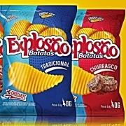BATATA CHURRASCO 20 UNIDADES 40GR EXPLOSAO