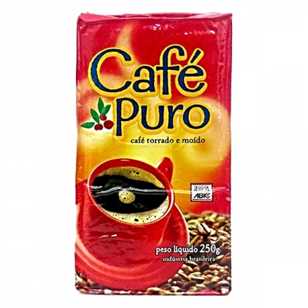 CAFE PURO 250GR VACUO