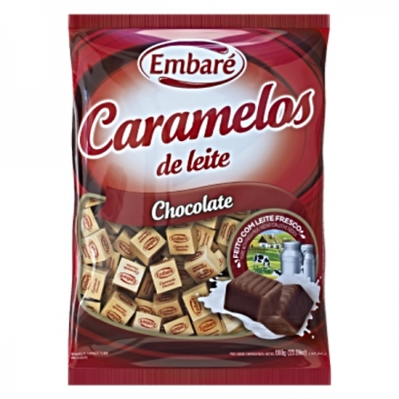 CARAMELO CHOCOLATE 660 GR