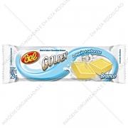 CHOCOLATE GOLDEN BRANCO 20 UNIDADES 23G   460GR