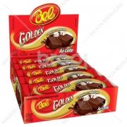 CHOCOLATE GOLDEN LEITE 20 UNIDADES 23G   460GR