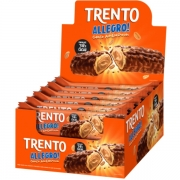 CHOCOLATE TRENTO ALLEGRO CHOCOLATE E  AMENDOIM