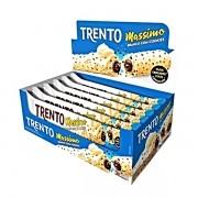 CHOCOLATE TRENTO MASSIMO BRANCO 16 UNIDADES 480GR