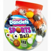 DANCLETS SPORTS POTE 1KL 125 UNIDADES