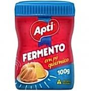 FERMENTO QUIMICO EM PO 100GR APTI
