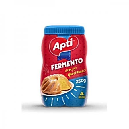 FERMENTO QUIMICO EM PO 250GR APTI