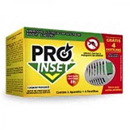INSET PRO AP ELECTRIO VAP 1 AP 4 PASTIL 220-110 V