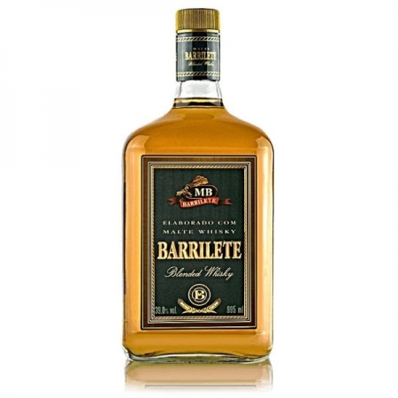 KIT WHISKY MALTE BARRILETE 995 ml 3 GARRAFAS