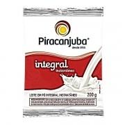 LEITE PÓ INTEGRAL INSTANTANEO 200 GR PIRACANJUBA