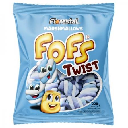 MARSH FOFS TWIST AZUL E BRANCO 220G
