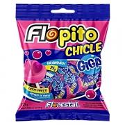PIRULITO FLOPITO CHIC. GIGA T.FRUTTI 600G  24 unid