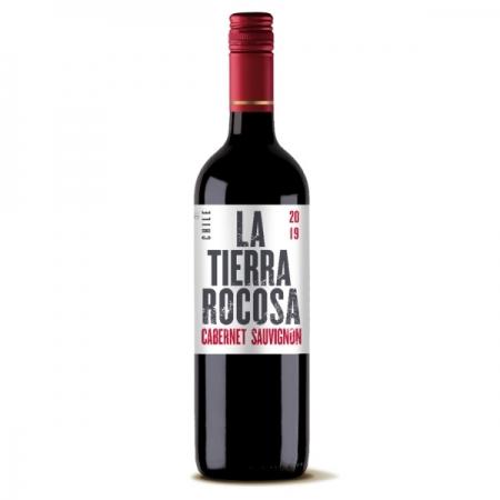 VINHO LA TIERRA ROCOSA CABERNET SAUVIGNON TTO 750ML CHILE