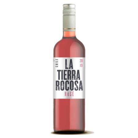 VINHO LA TIERRA ROCOSA ROSE 750ML CHILE