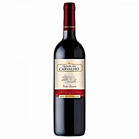 Vinho Quinta Do Carvalho Suave Tinto 750ml