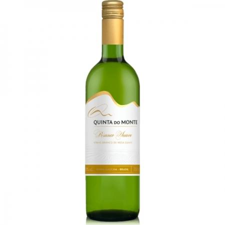 Vinho Quinta Do Monte Moscato Suave Branco 750ml