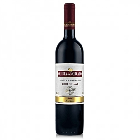 VINHO QUINTA MORGADO BORDO SUAVE 750ML