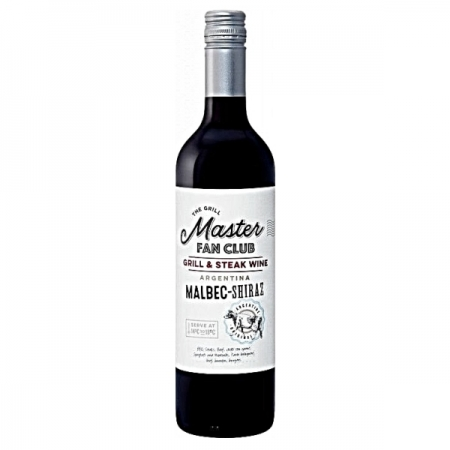 VINHO THE GRILL MASTER TINTO 750ML
