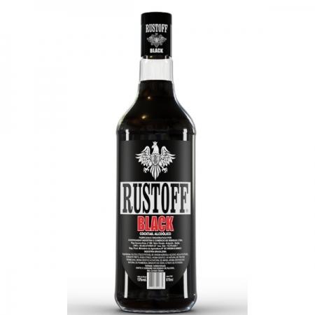 VODKA RUSTOFF BLACK 970 ML