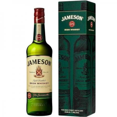 WHISKY JAMESON 750ML
