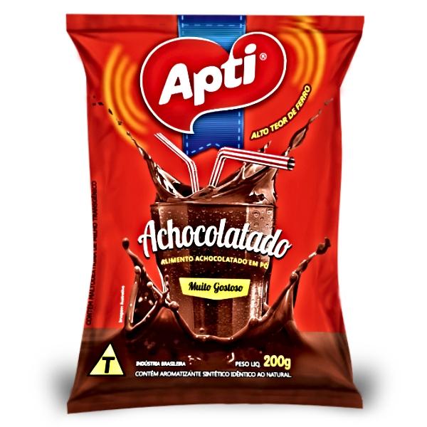 Achocolatado Pó APTI 200 g
