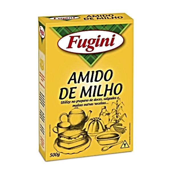 AMIDO DE MILHO 500 GR FUGINI