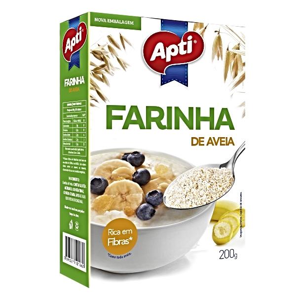 AVEIA DE FARINHA 200GR APTI