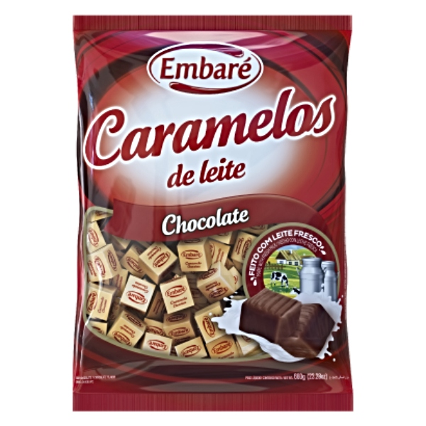 CARAMELO CHOCOLATE 660 GR