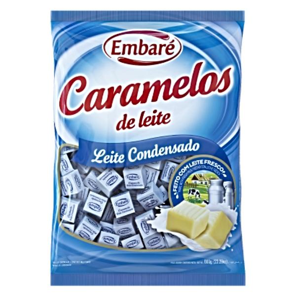 CARAMELO LEITE CONDENSADO 660GR