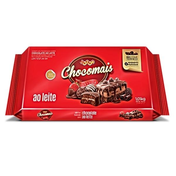 CHOCOMAIS AO LEITE  1KG