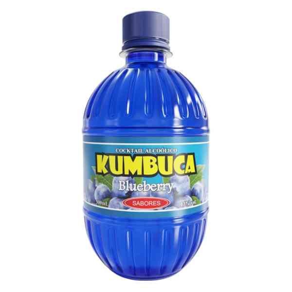 COROTE KUMBUCA BLUEBERRY 12 UNIDADES 500ML