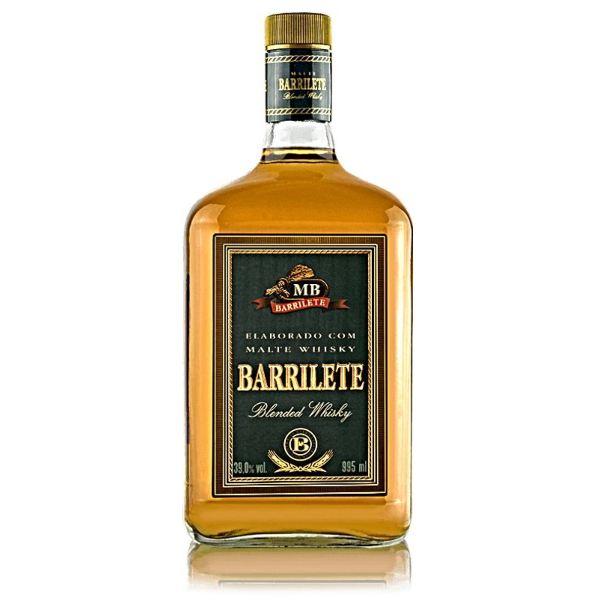 KIT WHISKY MALTE BARRILETE 995 ml 3 GARRAFAS