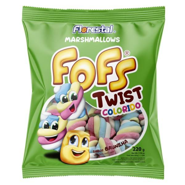 MARSH FOFS TWIST COLORIDO 220G