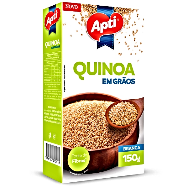 QUINOA GRAO 150 g