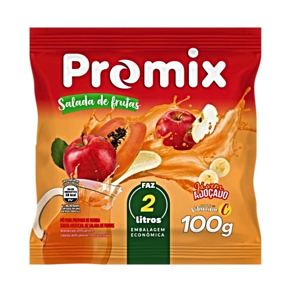 REFRESCO SALADA PO PROMIX 24 UNiDADES 100 G
