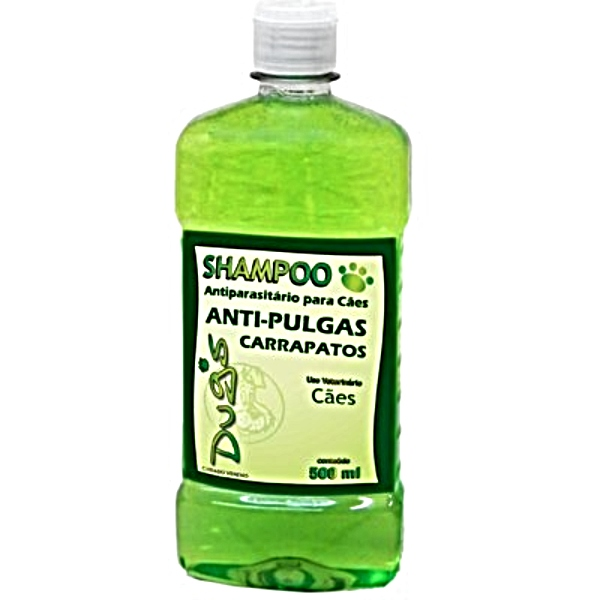 SHAMPOO CONDICIONADOR  ANTI-PULGAS FREE PET 500ML